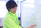 ひーくん先生による授業スタート!! 得意な数学でみんなを引っ張ります。