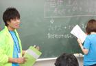 ひーくん先生が、これからの人生において大事なことを皆に熱弁!講習を通して、もっともっと頑張って欲しいですね。